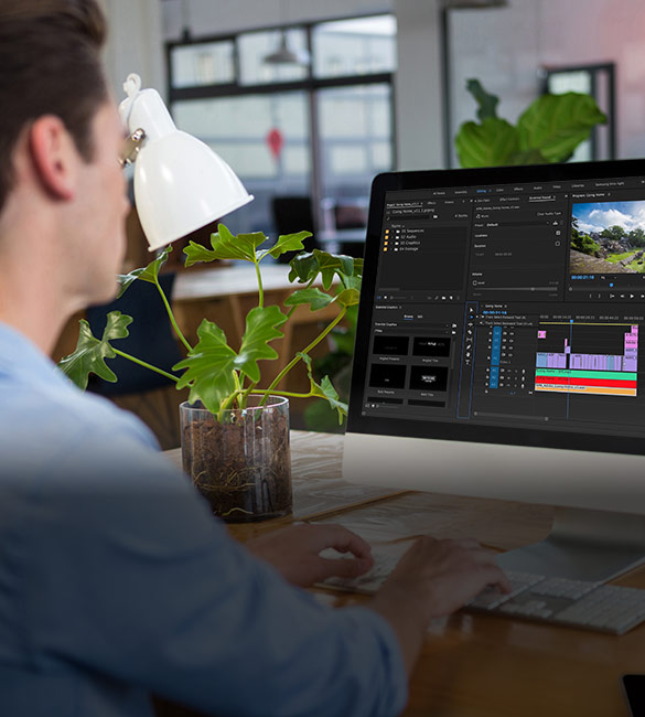 Video editing services in Prague